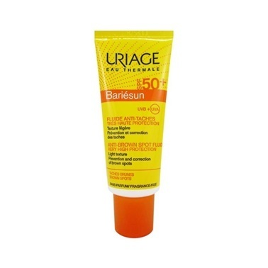 Uriage URIAGE Bariesun Fluide Anti-Taches Brown Spot SPF50+ 40 ml Renksiz